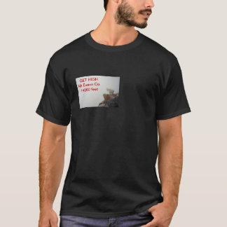 Get High  Mt Evans T-Shirt