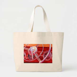 Get In Large Tote Bag