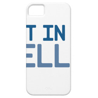 Get in My Belly Barely There iPhone 5 Case