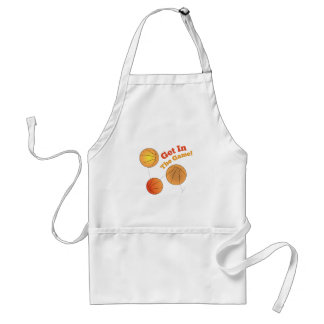 Get In The Game! Aprons