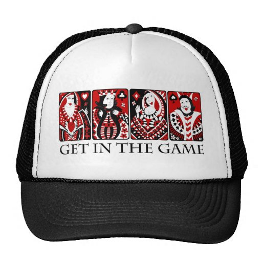 Get In The Game Cap