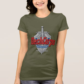 Get in the Pod - MechCorps - dark tshirt