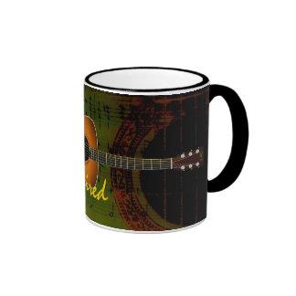 Get Inspired Ringer Mug