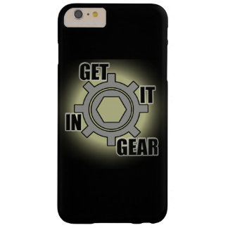 """""""Get It In Gear"""" Phone Case"""