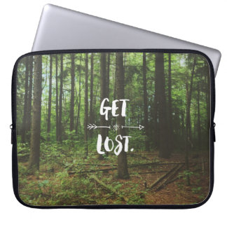Get Lost (1.0) Laptop Sleeve