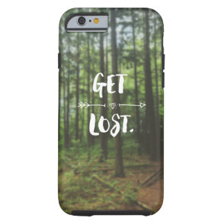 Get Lost (1.0) Phone Case