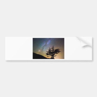 Get Lost In Space Bumper Sticker