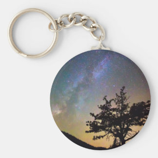 Get Lost In Space Key Ring