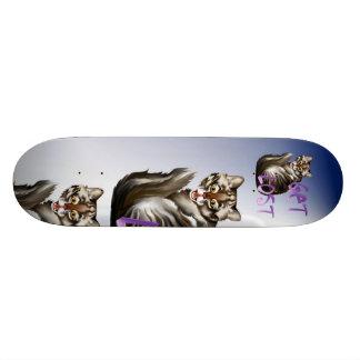 Get Lost Skateboard