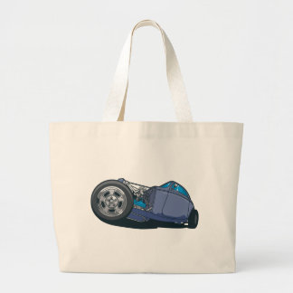 Get Low Street Rod Canvas Bag