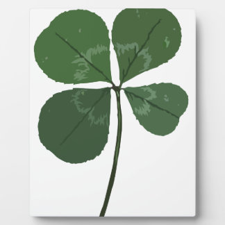 Get Lucky Display Plaque