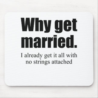 get married mousepads