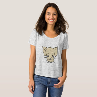 Get meditating with this cute elephant! T-Shirt