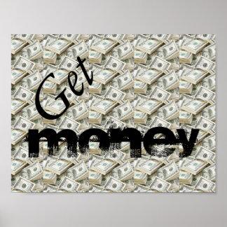 Get Money Poster
