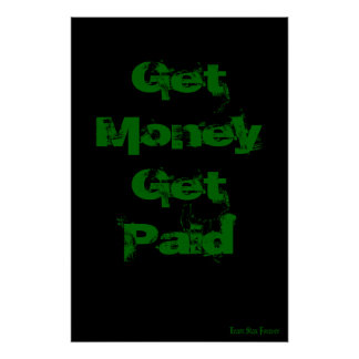 Get Money Print