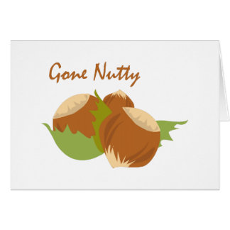 Get Nutty Greeting Cards