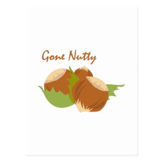 Get Nutty Postcards