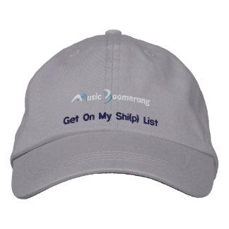 Get On My Shi(p) List Cap