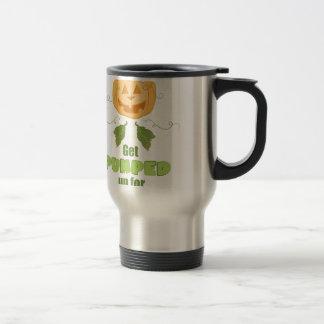 Get Pumped Travel Mug