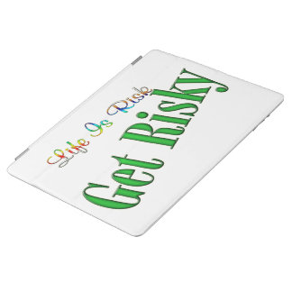 Get Risky iPad Cover