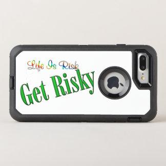 Get Risky OtterBox Defender iPhone 8 Plus/7 Plus Case