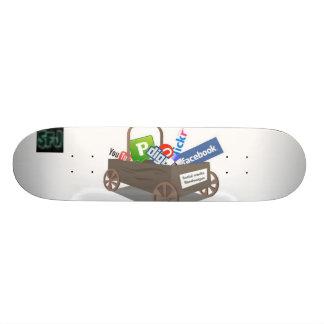 Get social skate board decks