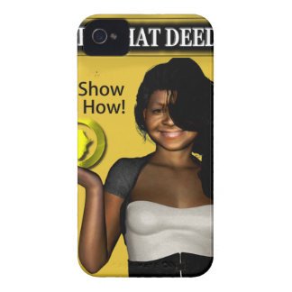 GET THAT DEED!!! iPhone 4 COVER