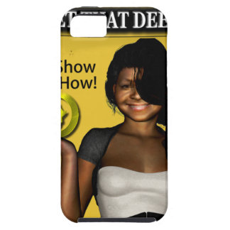 GET THAT DEED!!! TOUGH iPhone 5 CASE