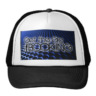 Get The Gig Booking Hat 4