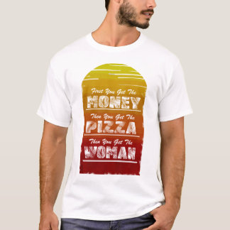 Get the Pizza T-Shirt