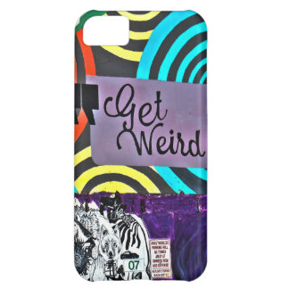 Get Weird! Phone Case