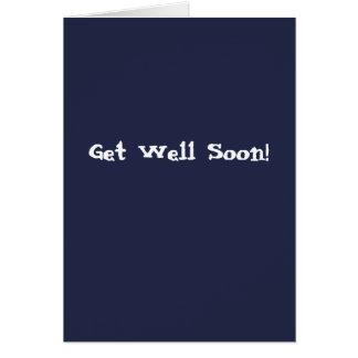 Get Well Card - Sarcastically