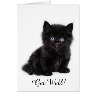Get Well! Greeting Card