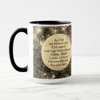 Get Well Sleep blessing design Mug