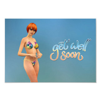 Get Well Soon Aiko Card