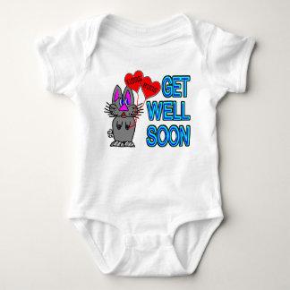 Get Well Soon Baby Bodysuit