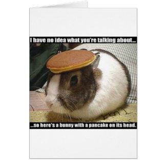 Get Well Soon Bunny Card