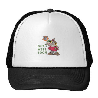 Get Well Soon Trucker Hat