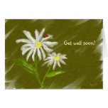 Get well soon! greeting card