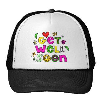 Get Well Soon Hats