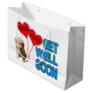 Get Well Soon Large Gift Bag