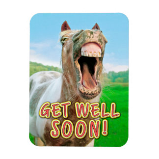 GET WELL SOON! MAGNET