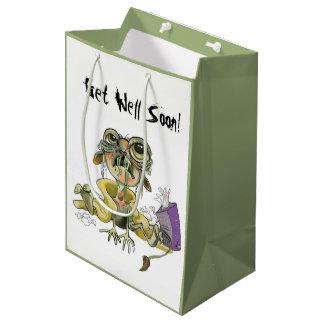 Get Well Soon! Snot Goblin Survival Kit Medium Gift Bag