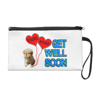 Get Well Soon Wristlet