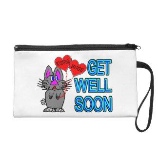 Get Well Soon Wristlet Purses