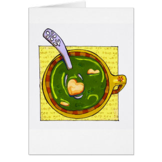 """get well soup"" card"