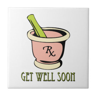 Get Well Tile