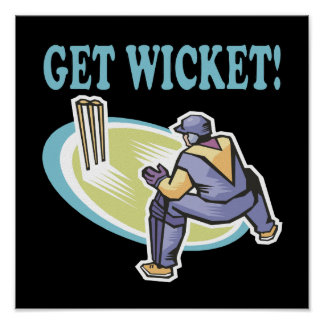Get Wicket Poster
