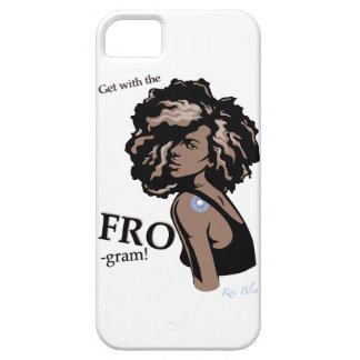 Get With The Fro'gram IPhone Cover iPhone 5 Covers