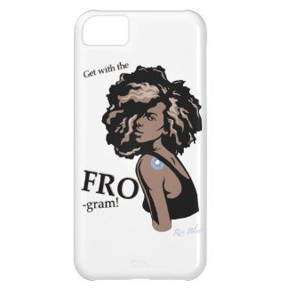 Get With The Fro'gram IPhone Cover iPhone 5C Case